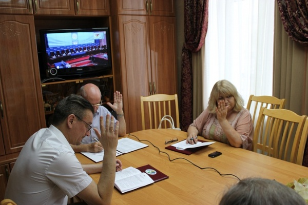 На довыборах в Воронежскую облдуму зарегистрирован первый кандидат