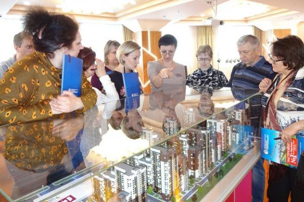 В центре Воронежа появится мини-город