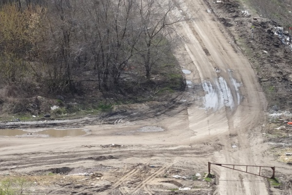 Народный фронт назвал худшую дорогу в Воронеже