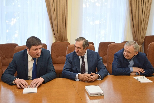 Владимир Свиридов: «Дополнительные полномочия воронежской жилинспекции помогут людям»
