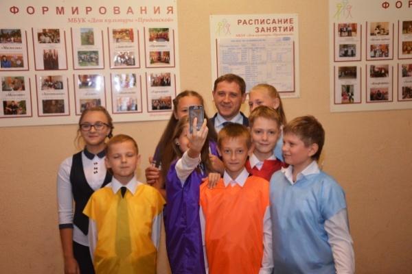 Воронежские строители привели в порядок концертный зал в Придонском