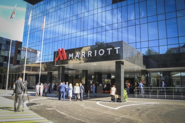 В Воронеже открыли отель «Марриотт»