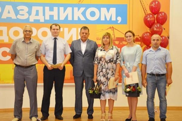В Воронеже наградили лучших строителей