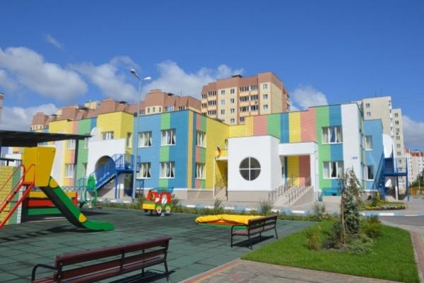 Жители двух воронежских районов дождались открытия детских садов
