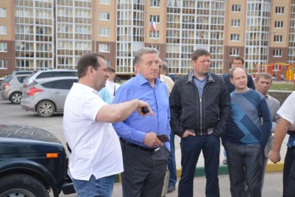 Воронежский сенатор: «Переселенцы из аварийного жилья должны получать современные комфортные квартиры»
