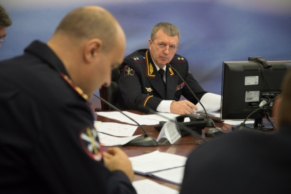 Начальник воронежского ГУ МВД заработал 2,6 млн рублей в 2018 году