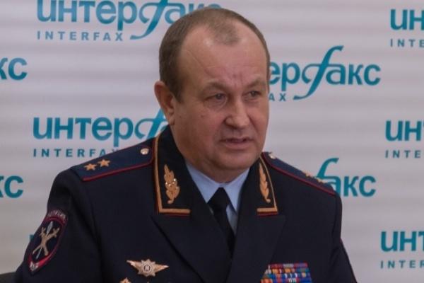 Главный воронежский полицейский заработал за год 1,8 млн рублей