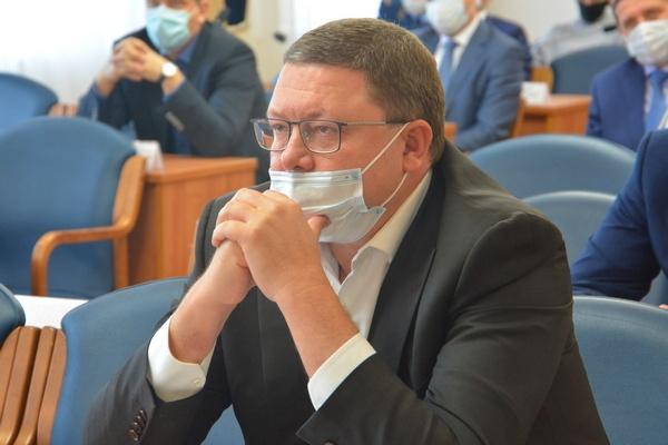 Олег Матыцин обсудил с воронежским депутатом вопросы спорта