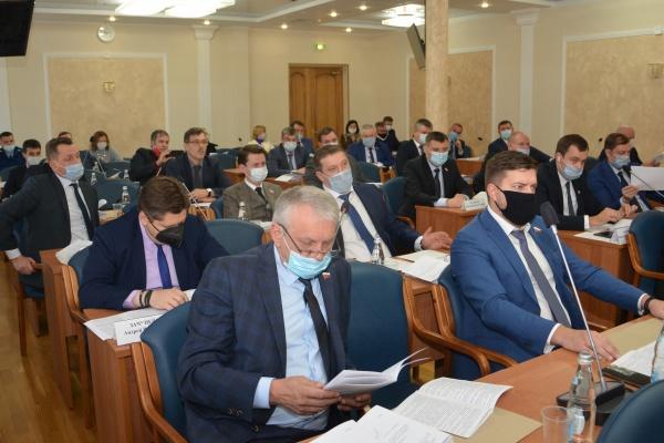 Воронежские депутаты скорректировали городской бюджет на 2020 год