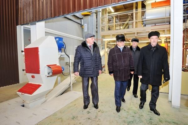 Молвест выходит на мировой рынок премиум кормов