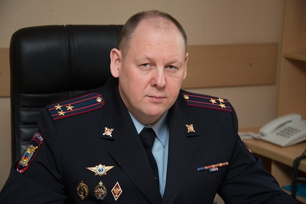 Полицию Воронежа возглавил полковник Сергей Власов