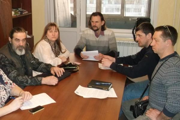 Воронежское реготделение «Родной партии» объявило о намерении участвовать в думских выборах