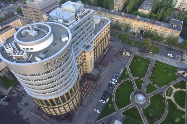 Воронежская компания получила звание  «Элита строительного комплекса России»