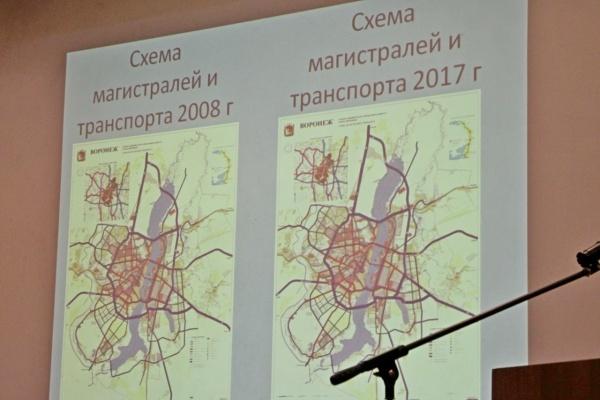 Воронежские народные избранники снова включили Нагорную дубраву вплан развития дорог