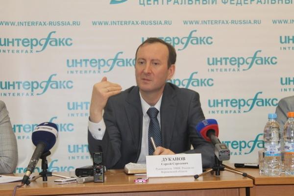 Сергей Дуканов: «Воронежская экономика опять стала уходить в тень»