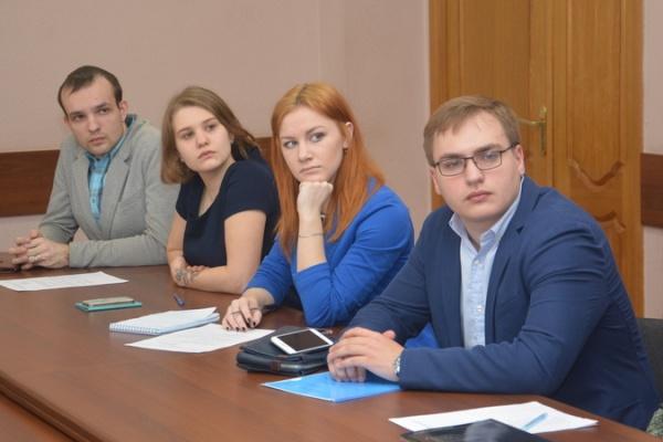 Воронежский Молодёжный совет будет развивать патриотическое  направление