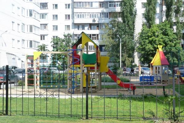 На воронежские дворы потратят 543 миллиона рублей