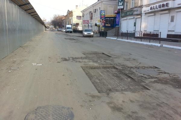 Воронежские власти должны быть готовы потратить федеральные деньги на ремонт дорог