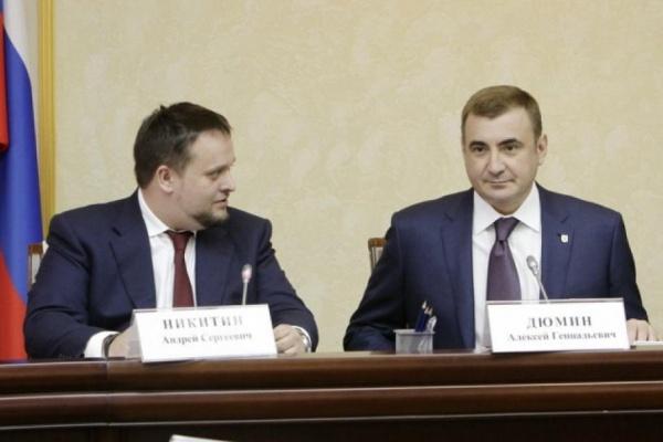 Воронежский земляк Алексей Дюмин станет «стратегическим» попечителем сирот страны
