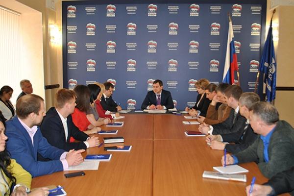 Воронежские единороссы согласились признать итоги голосования вне зависимости от результата