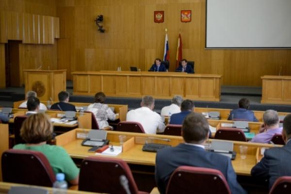 Воронежские единороссы прибегли к последнему законному ресурсу
