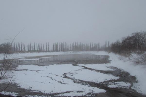 Озеро из нечистот «ЭкоЛайнера» в Воронеже выросло до четырёх гектаров