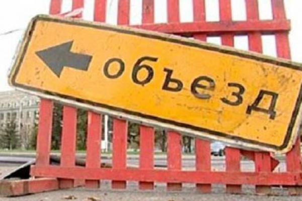 Африканская чума заблокировала  движение по дороге в Воронежской области