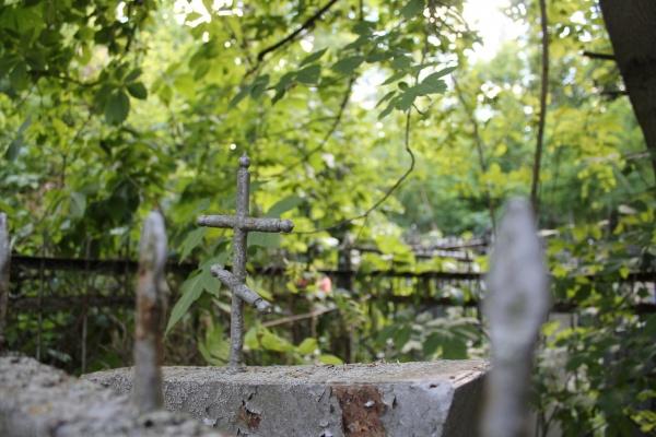 В Воронежской области чиновники допустили появление стихийных кладбищ