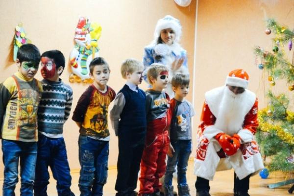 Студенты Воронежского опорного университета подарят детям праздник