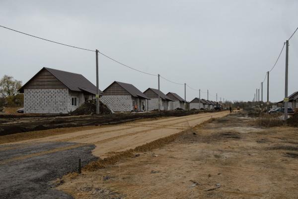 Воронежская фирма планирует построить 15 домов в эко-деревне в Бобровском районе