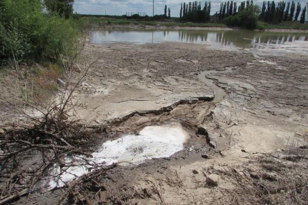 Из-за сточного озера работа воронежского «ЭкоЛайнера» будет приостановлена
