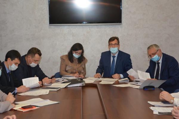 Депутаты городской думы обсудили острые экологические проблемы Воронежа