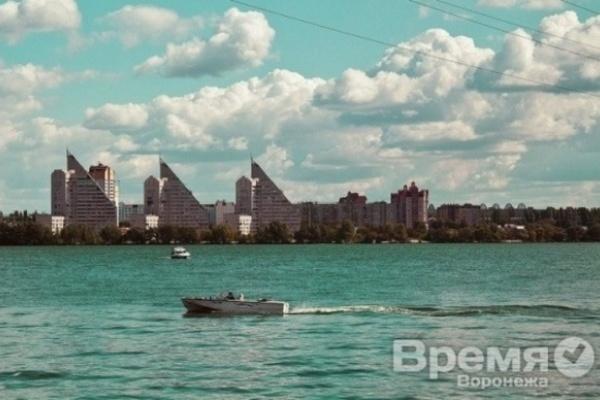 Расчистка воронежских рек и водохранилища обойдется в 200 млн рублей