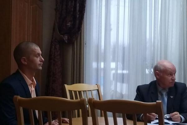 Секретарем избиркома Воронежа стал Андрей Епифанов