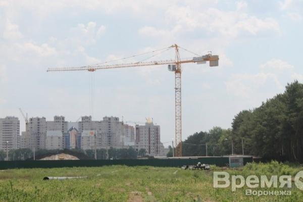 В Воронеже 45 тыс. человек стали участниками долевого строительства