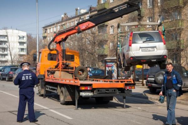 Новые тарифы наэвакуацию авто вВоронеже утвердят доконца года