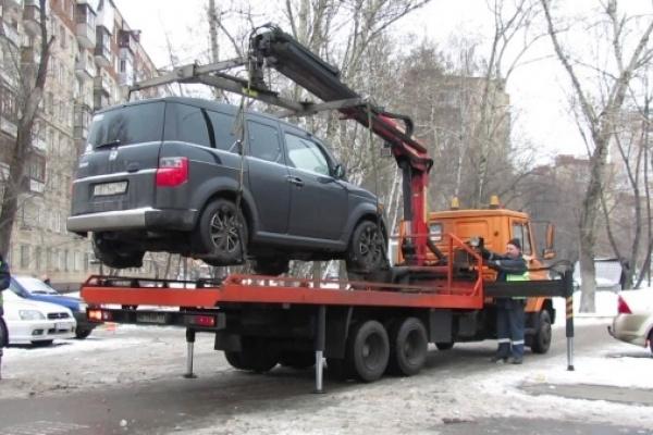 Воронежец, чьё авто эвакуировали незаконно, не сможет защититься уголовным кодексом