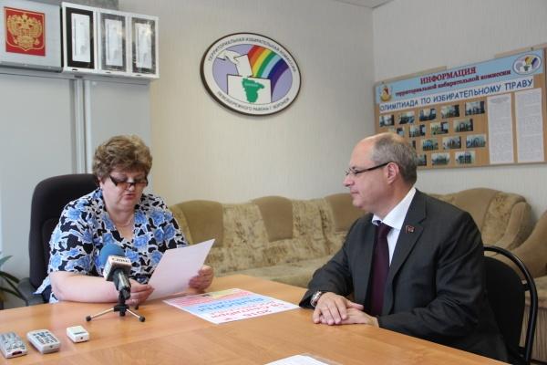 Воронежский депутат Госдумы пообещал вести кампанию корректно