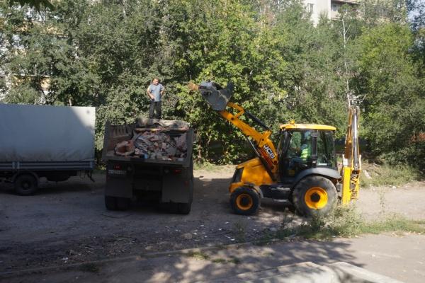 Власти Воронежа определили подрядчика для благоустройства дворов