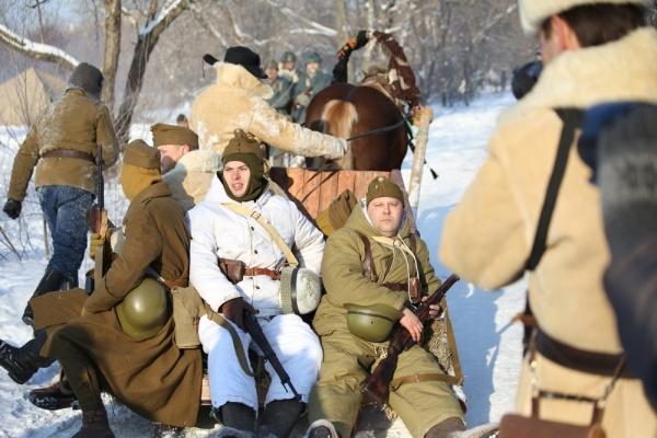 Как советские войска отбили  Воронеж