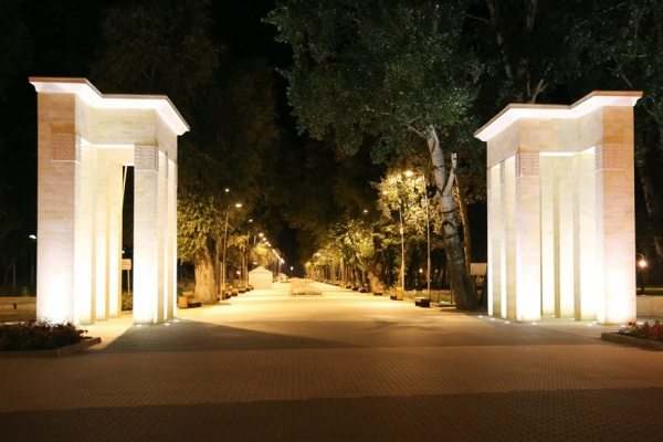 Идеи для Воронежского центрального парка найдутся за границей