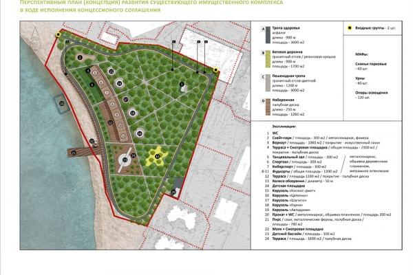 Мэрия нашла инвестора для реконструкции парка «Дельфин» в Воронеже