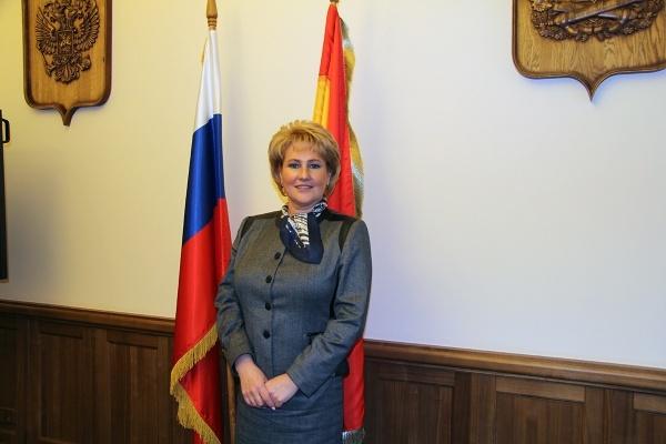 Представитель Воронежской области возглавила секретариат вице-премьера