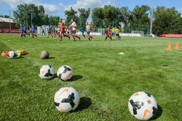 В Воронеже новое футбольное поле на базе «Факела» установит «Проект Инвест Строй»