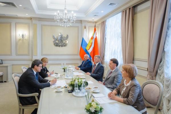 Министры сельского хозяйства Европы и Азии в Воронеже будут бороться с голодом