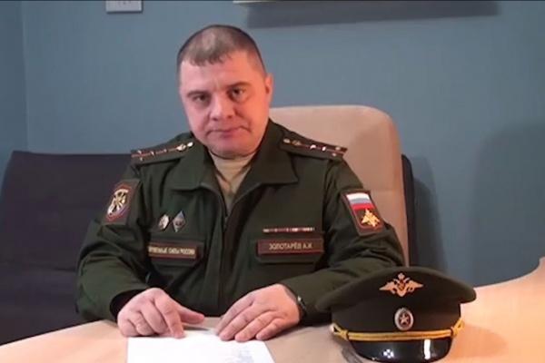Воронежский офицер заявил о коррупции в части