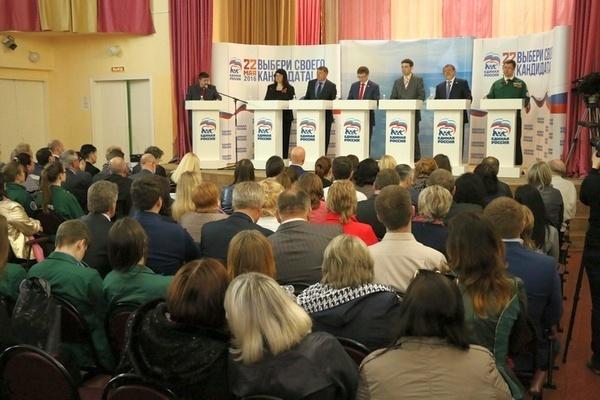 Участники воронежских праймериз готовятся к массированным финишным дебатам