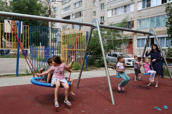 Мэр Воронежа планирует перенести софинансирование благоустройства дворов