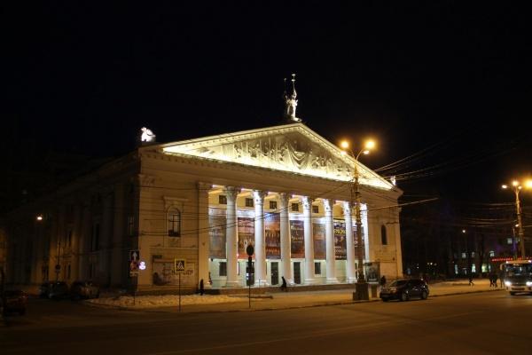 Воронежские власти подсветят городской центр