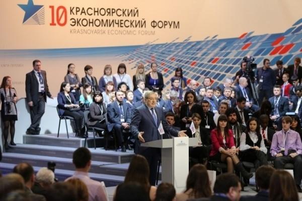 Воронежцы в Красноярске ищут формулу будущего
